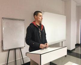 Подробнее: Встреча с М.В. Богатыревым