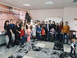 Подробнее: Новогодний праздник для детей сотрудников и студентов факультета