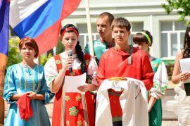 Подробнее: Мы празднуем День национальных культур