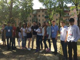 Подробнее: Парад Российского студенчества